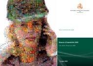 Bilancio di sostenibilità 2008 - Consorzio cooperative costruzioni