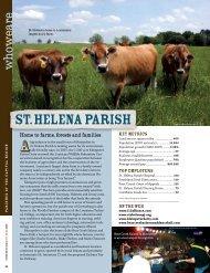 St. helena Parish - Baton Rouge Area Chamber