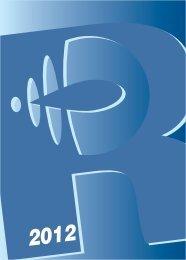 catalogo 2012 in pdf - Ricam