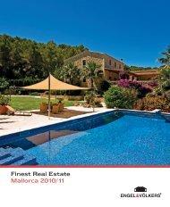 Finest Real Estate Mallorca 2010/11 - Mallorca Immobilien