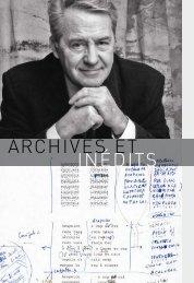L'archipel poétique de Paul-Marie Lapointe - Bibliothèque et ...