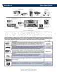 ViconNet Version 6 Data Sheet - Vicon - Page 3