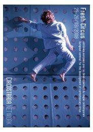 Carte postale Fresh Circus 2008