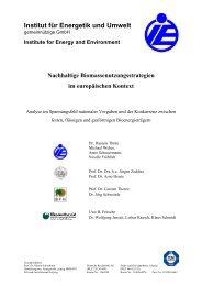 Institut für Energetik und Umwelt