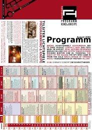 Monat 08-2009.indd - Tilsiter Lichtspiele