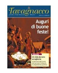 dicembre 2007 - Comune di Tavagnacco