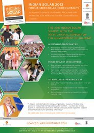 Sales Brochure - Indian Solar Investment & Technology