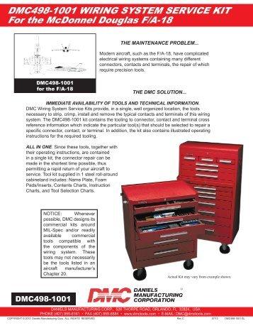 DMC498-1001 - Daniels Manufacturing Corporation