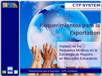 Regulatory DUE Diligence - Latino America Consultores