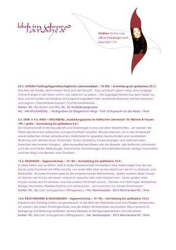 HexnNews 2013_Layout 1 - Verein ERDE