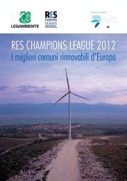 RES CHAMPIONS LEAGUE 2012 - Tramayes