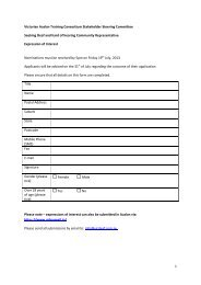 to download the Expression of Interest form in PDF Format - Vicdeaf
