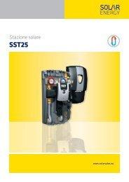 Stazione solare SST25