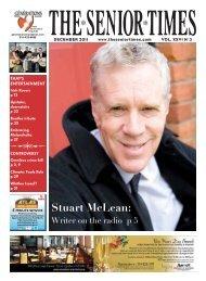 December 2011 - The Senior Times