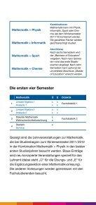 Mathematik für das Lehramt an Gymnasien - Didaktik der Mathematik - Seite 3