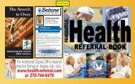 Panhandle Referral Book - Health-referral.com