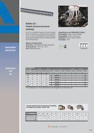 SCHLAUCH TYP SLI Multiflex SLI : Flexibel und extra ... - Anamet