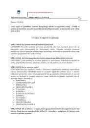 VpraÃ…Â¡anja in odgovori - II - Ministrstvo za gospodarski razvoj in ...