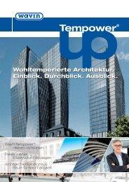 Architektenbroschüre Wavin