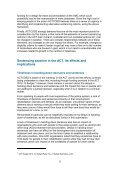 Inquiry into Sentencing in the ACT - ACT Council of Social Service - Page 5
