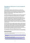 Inquiry into Sentencing in the ACT - ACT Council of Social Service - Page 6