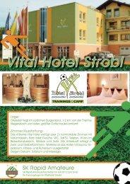 Vital Hotel Strobl Lage