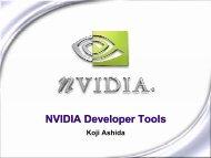 FX - NVIDIA Developer Zone