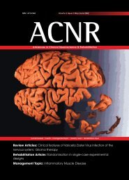 Review Articles: Clinical features of Varicella Zoster Virus ... - ACNR