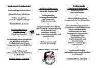 Weihnachtskaffeetafel Weihnachtsmenü - Waldhotel Cottbus