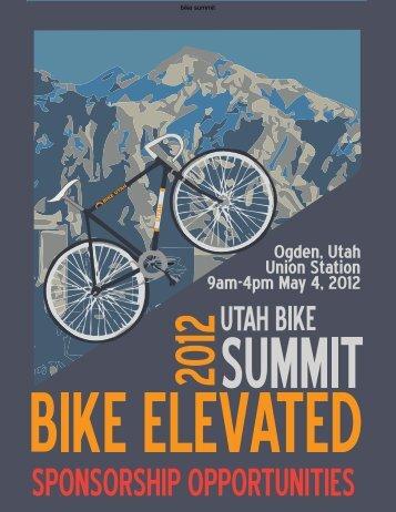Sponsorship Levels Cover letter copy - Bike Utah