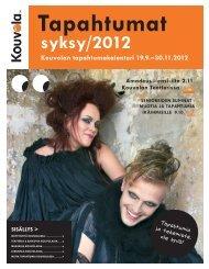 syksy/2012 - Kouvola