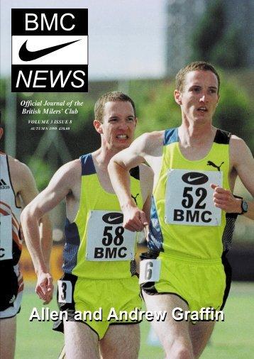 Autumn 1999 - British Milers Club