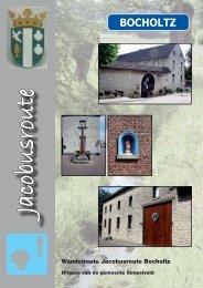 Jacobusroute Bocholtz - De Bongard