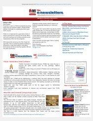 I&MI Media e-Newsletter APAC December 2010 - micePLACES