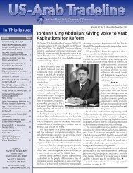 Jordan - National US-Arab Chamber of Commerce