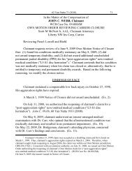 In the Matter of the Compensation of JOHN C. WEBB, Claimant WCB ...