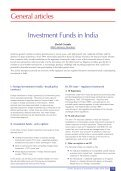 Taxation of Investment Funds: 2009 - BMR & Associates - Page 7