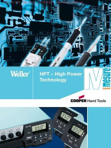 Catalogue WD haute performance