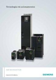 Folheto Micromaster 4 - Industry