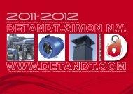 publieke prijzen ex cl. bt w - Detandt-Simon