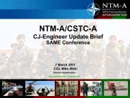 NATO Training Mission-Afghanistan - Directrouter.com