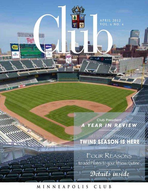 April - Minneapolis Club