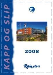 KappOgSlip2008.pdf - Rodin & Co AS
