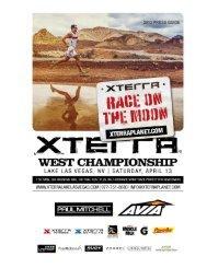 2013 XTERRA West Champs Guide:2007 XTERRA Saipan Press ...