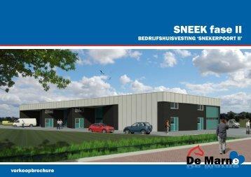 Brochure Leidekkersstraat 6EV te Sneek - Makelaardij Jan de ...