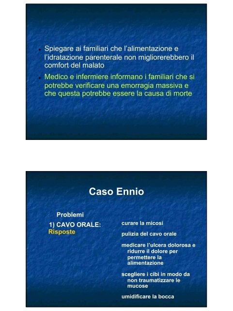 CASO CLINICO - ASL AL