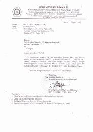Ketentuan Pokok STQ Tahun 2013 - Kanwil Kemenag Provinsi ...