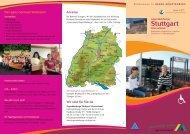 aktueller Hausprospekt - Jugendherberge Stuttgart International