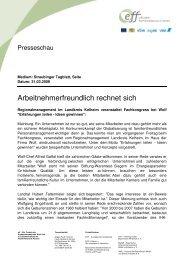 Straubinger Tagblatt, Seite Datum - effizient familienbewusst führen