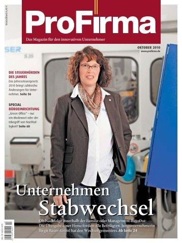 pf10_Titelthema - Dr. Bernd LeMar